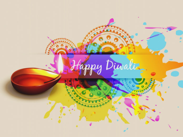 Diwali, The Festival Of Lights Is Around The Corner And We Can't Keep Calm